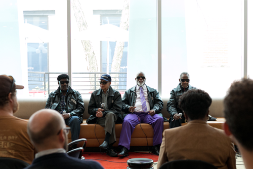 A Listening Lunch with The Blind Boys of Alabama