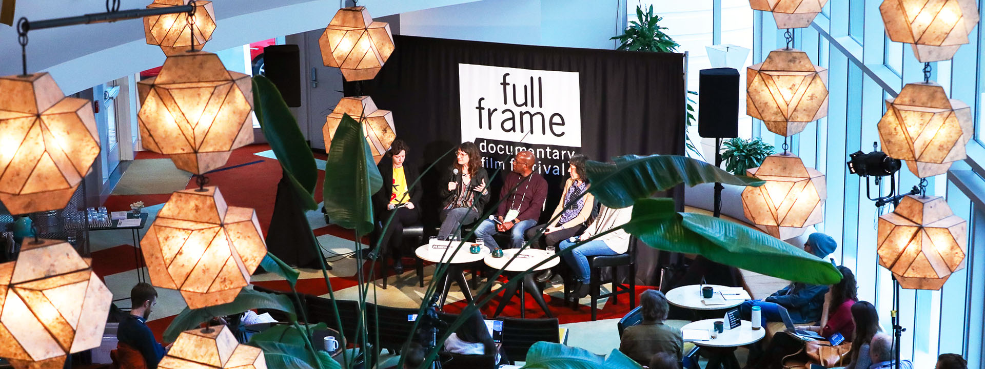 Full frame festival at The Durham